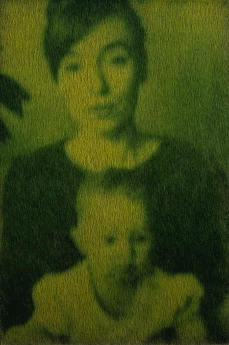 Ackroyd et Harvey : des portraits en herbe | Créer dans l'éthique | Scoop.it