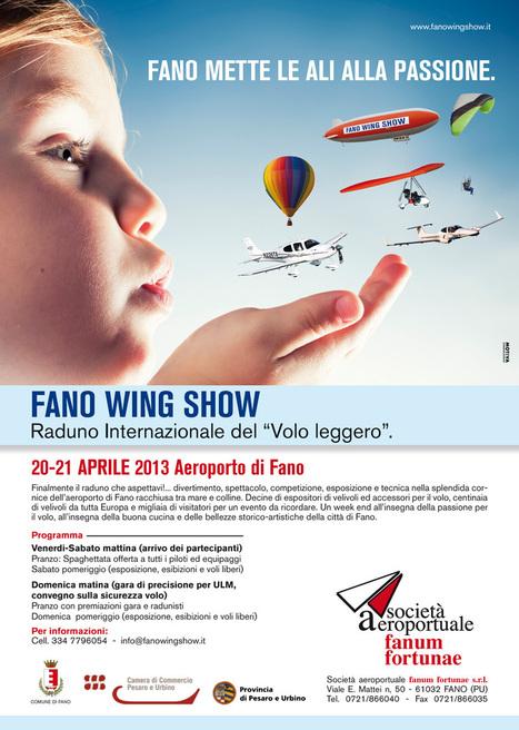 Fano Wing Show | The Matteo Rossini Post | Scoop.it
