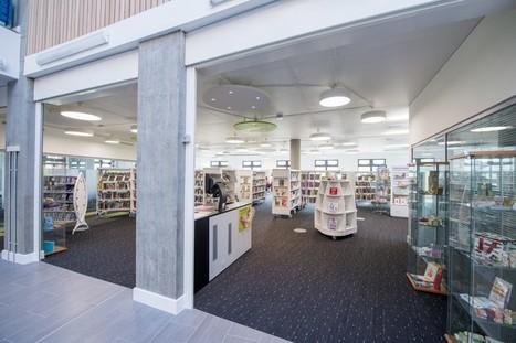 International Library Spotlight: The Forum   Future of School Libraries   Scoop.it
