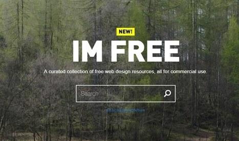 49 banques d'images gratuites pour trouver des photos libres de droits | Geeks | Scoop.it