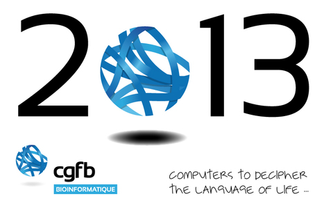 Best wishes for 2013 from the CBiB's team | CBiB - Bordeaux Bioinformatics Center | Scoop.it