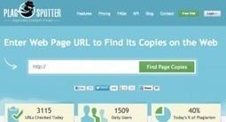 Plag Spotter: Localiza contenido plagiado | Educación (métodos y herramientas) | Scoop.it