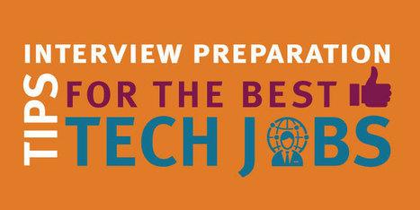 Interview Preparation Tips for the Best Tech Jobs | DeVry | Recruitment success & importance | Scoop.it