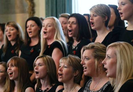 New study shows how singing synchronises choirs' heartbeat   Music, Videos, Colours, Natural Health   Scoop.it