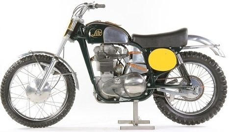 WHEN GIANTS ROAMED THE EARTH: THE THREE MOST IMPORTANT MOTOCROSS BIKES EVER MADE | News | Motocross Action Magazine | vintage motos | Scoop.it