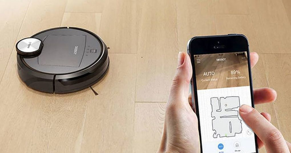 Now is your chance to get a robot vacuum for ch