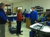 Robotics again!! Maggie Hassan, D, NH gubernatorial candidate  Gets Personal With Technology | Students with dyslexia & ADHD in independent and public schools | Scoop.it