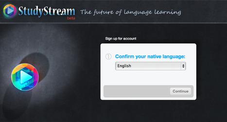 StudyStream - The Future of Language Learning | Réseaux sociaux et FLE | Scoop.it
