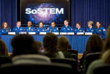 Half of NASA's Newest Astronaut Class Are Women | Science & Engineering | Scoop.it