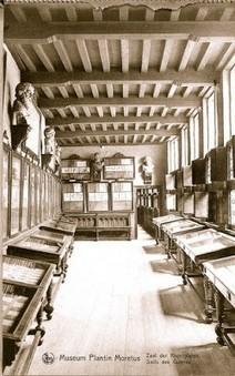 Vereniging 'Vrienden van het Museum Plantin Moretus/Prentenkabinet' opgericht | erfgoedbib | Scoop.it
