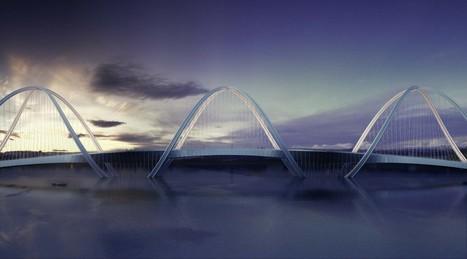 San Shan Bridge | Innovative & Sustainable Building | Scoop.it