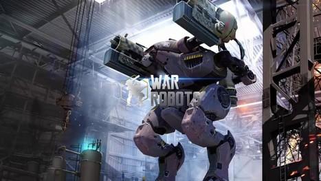 war robots mod apk download unlimited money