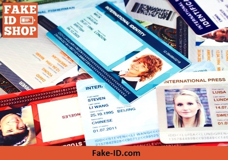 Buy Fake ID, Photo ID, Student ID with Holograms ID | Online Shop for Fake ID Cards | Scoop.it