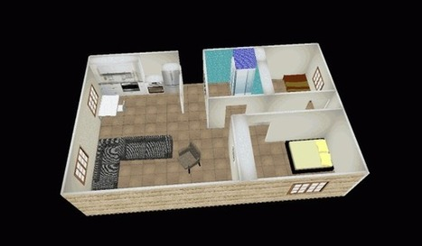 Nueva versión de BuildApp, para diseñar casas en 3D desde el móvil | android creativo | Scoop.it