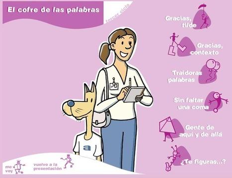 El cofre de las palabras | Español para los más pequeños | Scoop.it