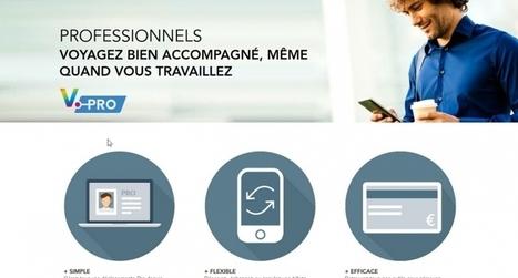 Avec V.Pro, Voyages-sncf.com facilite la vie des voyageurs d'affaires   Personnalisation des services   Scoop.it
