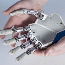 Touchy Feeling Cionic Hand Closer to Reality : DNews | Amateur and Citizen Science | Scoop.it