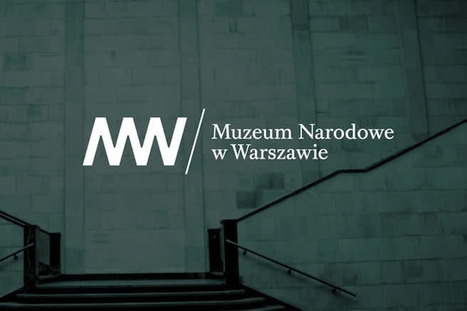 New logo: National Museum in Warsaw | Corporate Identity | Scoop.it