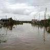 La pampa inundada ...