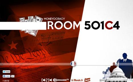 Moneyocracy, au cœur du système de financement de la campagne américaine | Interactive & Immersive Journalism | Scoop.it