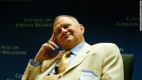 Author Tom Clancy, master of the modern-day thriller, dead at 66 | BloodandButter | Scoop.it