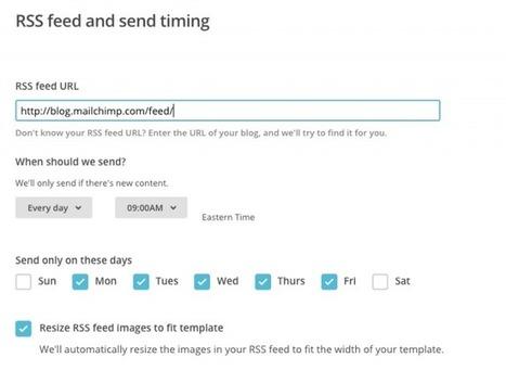MailChimp Automation Improvements, RSS Campaign Updates, and More in Our Latest Release | RSS Circus : veille stratégique, intelligence économique, curation, publication, Web 2.0 | Scoop.it