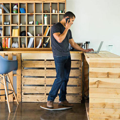 Everything Science Knows Right Now About Standing Desks   MyFM   Scoop.it