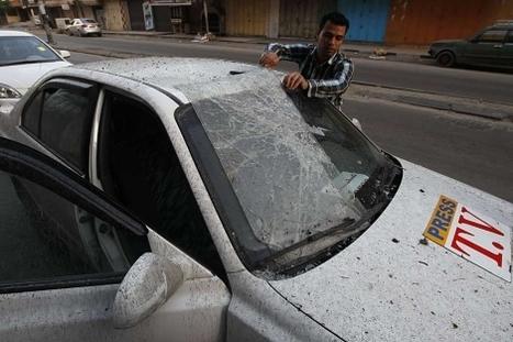 La difícil tarea de informar en Gaza | La R-Evolución de ARMAK | Scoop.it