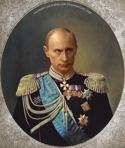 Rusia quiere declarar Zar a Putin mientras se prepara a luchar contra SION y su imperio en todos los frentes | La R-Evolución de ARMAK | Scoop.it