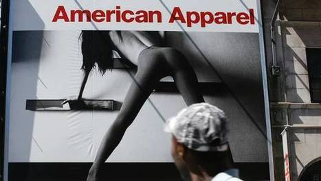 American Apparel is dead. Done. Over. (Thank God) - The Globe and Mail | CAU | Scoop.it