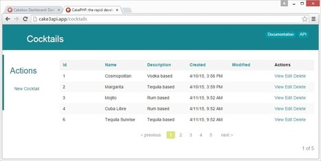 How to prefix route a CAKEPHP 3 REST API | CakePHP Reporter | Scoop.it