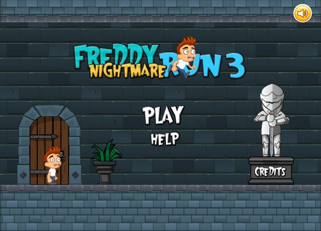 Freddy Run 3 - hacked unblocked games 500 | io ...