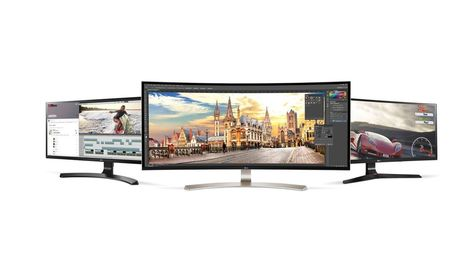 LG announces huge new ultra-wide monitor with built-in Google Cast   Gadgets - Hightech   Scoop.it