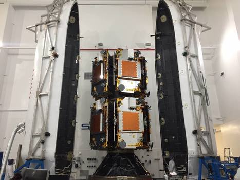 SpaceX Closes AMOS-6 Investigation, Aims to Launch 10 Satellites Next Sunday | New Space | Scoop.it