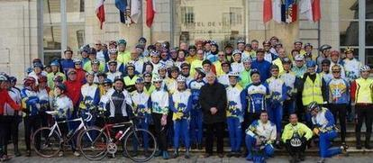 Blois : Les cyclos randonneurs ont repris | RoBot cyclotourisme | Scoop.it