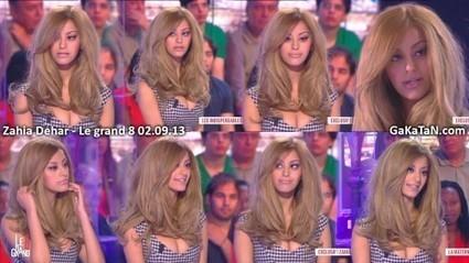 Photos : Zahia Dehar sexy dans Le grand 8 (02/09/13)   Radio Planète-Eléa   Scoop.it