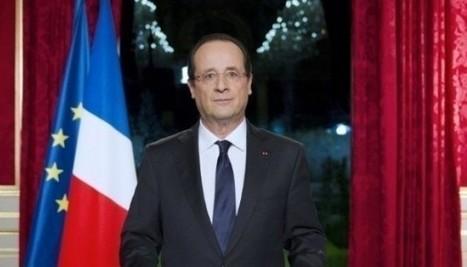 Voeux présidentiels : François Hollande singe-t-il Nicolas Sarkozy ? | #compol | Scoop.it