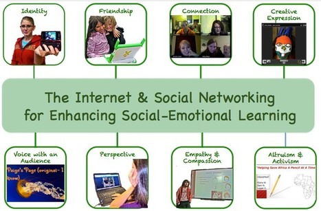 Using the Internet and Social Media to Enhance Social-Emotional Learning | Sharing online to enrich learning | Scoop.it