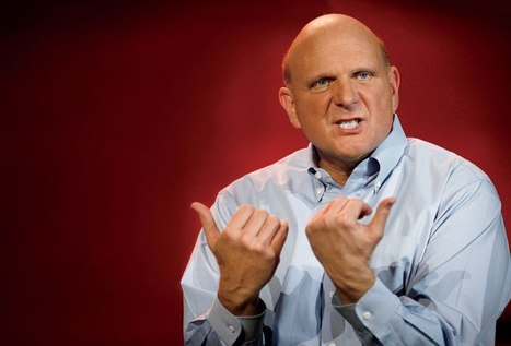 How Microsoft Lost Its Mojo: Steve Ballmer and Corporate America's Most Spectacular Decline | Ethika Politika | Scoop.it