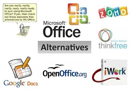 Plusieurs alternatives pour se passer de microsoft Office | Geeks | Scoop.it