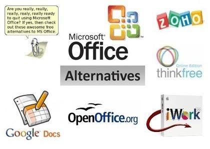 Plusieurs alternatives pour se passer de microsoft Office | Geeks | Scoop.it