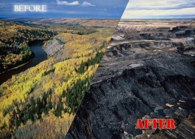Prepare to have your mind blown by this tar sands video. | The tree of knowledge | Scoop.it