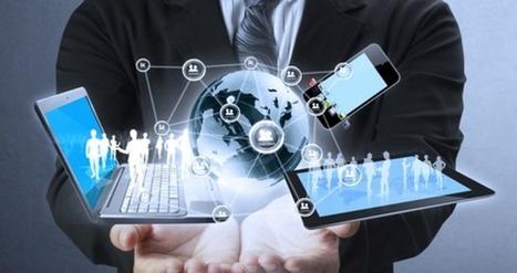 L'entreprise s'apprête à entrer dans une ère post-digitale | L'Atelier: Disruptive innovation | SOCIALFAVE - Complete #SMM platform to organize, discover, increase, engage and save time the smartest way. #TOP10 #Twitter platforms | Scoop.it