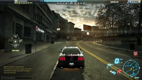 Game balap mobil online need for speed world |.