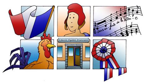 Les symboles de la République   Remue-méninges FLE   Scoop.it