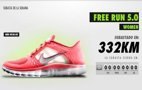 Influencia - Je Like - Nike repense la vente aux enchères !   694028   Scoop.it