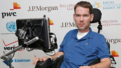 Former Saints player Steve Gleason visits his old stomping grounds | #ALS AWARENESS #LouGehrigsDisease #PARKINSONS | Scoop.it