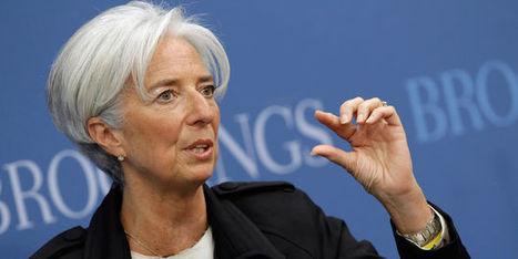 Christine Lagarde non plus ne paie pas d'impôt sur les revenus | Indigné(e)s de Dunkerque | Scoop.it