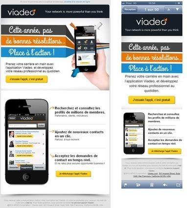 Email et Responsive Design : analyse de quelques réalisations | Responsive design & mobile first | Scoop.it