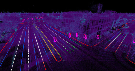 Clever AI Turns a World of Lasers Into Maps for Self-Driving Cars | STEAM | Scoop.it